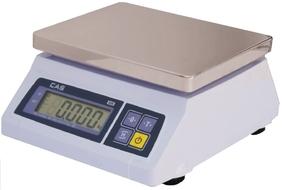 CAS elektroniskie tirdzniecības svari