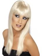 "Parūka ""Glamourama"", blonda."