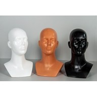 Dekoratīva manekena galva Nr1