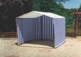 Tirdzniecības teltis