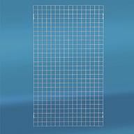 Režģa siena 155x55 cm, āķu stiprināšanai