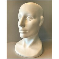 Manekena galva Nr01