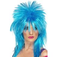 """Parūka """"Rock Diva"""", zila"""