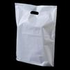 HDPE iepirkumu maisiņi